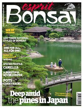 Esprit Bonsai International #96