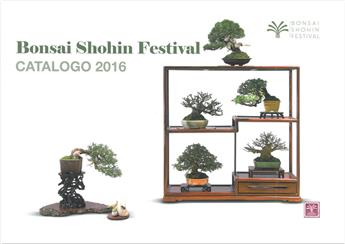 Bonsai Shohin Festival - Catalogue 2016