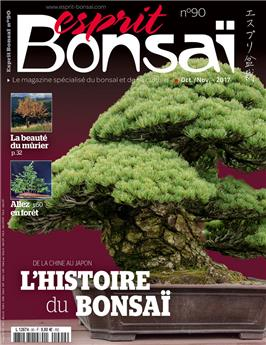 Esprit Bonsaï n°090